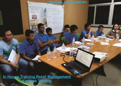 20171115 IHT Retail Management - Kmanek Trading - Timot Leste 2