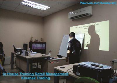 20171115 IHT Retail Management - Kmanek Trading - Timot Leste