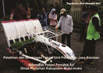 20171218 Pertanian - Dinas Pertanian Muko-muko 1