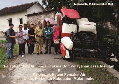 20171218 Pertanian - Dinas Pertanian Muko-muko