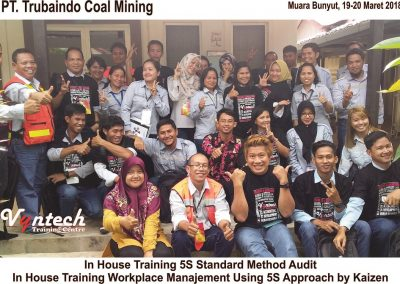 20180319 IHT 5S Standard Methode Audit di Muara Bunyut